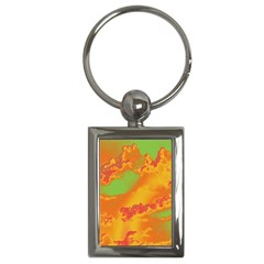 Sky pattern Key Chains (Rectangle)