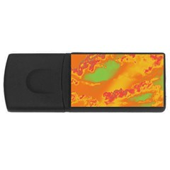 Sky pattern USB Flash Drive Rectangular (1 GB)