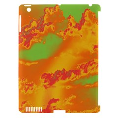 Sky pattern Apple iPad 3/4 Hardshell Case (Compatible with Smart Cover)