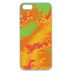 Sky pattern Apple Seamless iPhone 5 Case (Color)