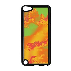 Sky pattern Apple iPod Touch 5 Case (Black)