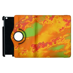 Sky pattern Apple iPad 2 Flip 360 Case