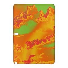 Sky pattern Samsung Galaxy Tab Pro 10.1 Hardshell Case