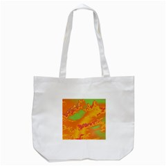 Sky pattern Tote Bag (White)