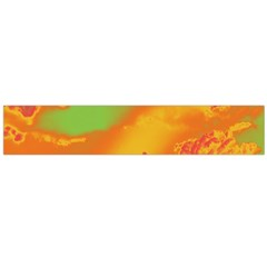 Sky pattern Flano Scarf (Large)