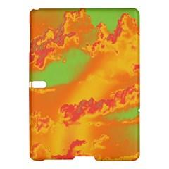 Sky pattern Samsung Galaxy Tab S (10.5 ) Hardshell Case