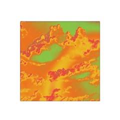 Sky pattern Satin Bandana Scarf