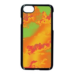 Sky pattern Apple iPhone 7 Seamless Case (Black)