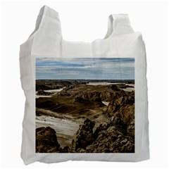 Miradores De Darwin, Santa Cruz Argentina Recycle Bag (Two Side)