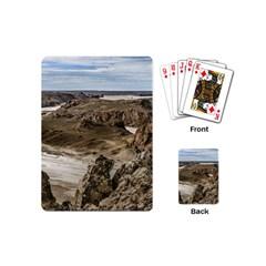 Miradores De Darwin, Santa Cruz Argentina Playing Cards (Mini)