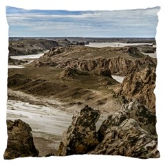 Miradores De Darwin, Santa Cruz Argentina Large Cushion Case (One Side)