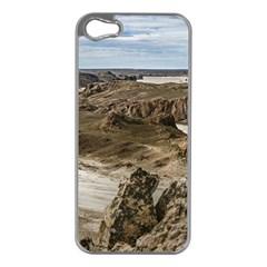 Miradores De Darwin, Santa Cruz Argentina Apple iPhone 5 Case (Silver)