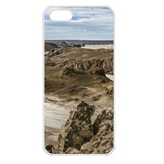 Miradores De Darwin, Santa Cruz Argentina Apple iPhone 5 Seamless Case (White)