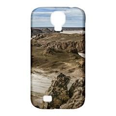 Miradores De Darwin, Santa Cruz Argentina Samsung Galaxy S4 Classic Hardshell Case (PC+Silicone)