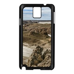 Miradores De Darwin, Santa Cruz Argentina Samsung Galaxy Note 3 N9005 Case (Black)