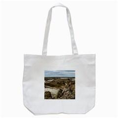 Miradores De Darwin, Santa Cruz Argentina Tote Bag (White)