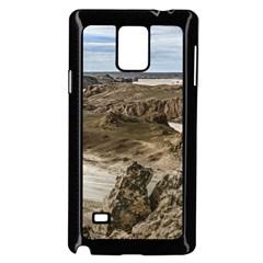 Miradores De Darwin, Santa Cruz Argentina Samsung Galaxy Note 4 Case (Black)