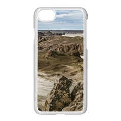 Miradores De Darwin, Santa Cruz Argentina Apple iPhone 7 Seamless Case (White)