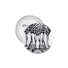 National Emblem of India  1.75  Buttons