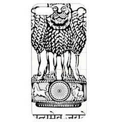 National Emblem of India  Apple iPhone 5 Hardshell Case with Stand