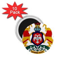 State Seal of Karnataka 1.75  Magnets (10 pack)