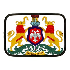 State Seal of Karnataka Netbook Case (Medium)
