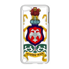 State Seal of Karnataka Apple iPod Touch 5 Case (White)