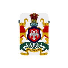 State Seal of Karnataka Apple iPad Mini Protective Soft Cases
