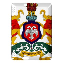 State Seal of Karnataka Kindle Fire HDX Hardshell Case