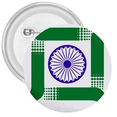 Seal of Indian State of Jharkhand 3  Buttons