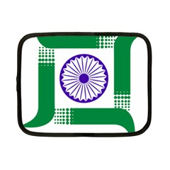 Seal of Indian State of Jharkhand Netbook Case (Small)