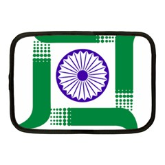 Seal of Indian State of Jharkhand Netbook Case (Medium)