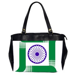 Seal of Indian State of Jharkhand Office Handbags (2 Sides)