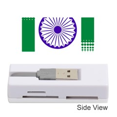 Seal of Indian State of Jharkhand Memory Card Reader (Stick)