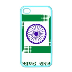 Seal of Indian State of Jharkhand Apple iPhone 4 Case (Color)