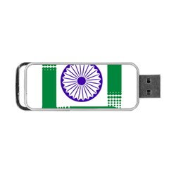 Seal of Indian State of Jharkhand Portable USB Flash (Two Sides)