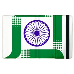 Seal of Indian State of Jharkhand Apple iPad 3/4 Flip Case
