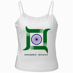Seal of Indian State of Jharkhand Ladies Camisoles
