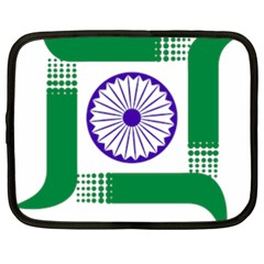 Seal of Indian State of Jharkhand Netbook Case (XXL)