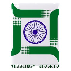 Seal of Indian State of Jharkhand Apple iPad 3/4 Hardshell Case (Compatible with Smart Cover)