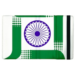 Seal of Indian State of Jharkhand Apple iPad 2 Flip Case
