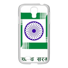 Seal of Indian State of Jharkhand Samsung GALAXY S4 I9500/ I9505 Case (White)