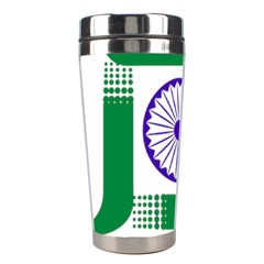 Seal of Indian State of Jharkhand Stainless Steel Travel Tumblers