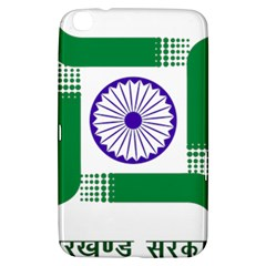 Seal of Indian State of Jharkhand Samsung Galaxy Tab 3 (8 ) T3100 Hardshell Case