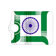 Seal of Indian State of Jharkhand Kindle Fire HD (2013) Flip 360 Case