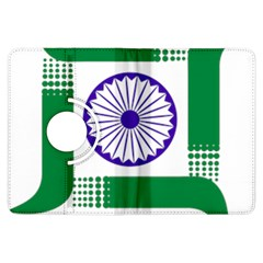 Seal of Indian State of Jharkhand Kindle Fire HDX Flip 360 Case