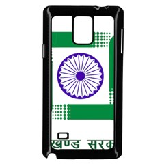 Seal of Indian State of Jharkhand Samsung Galaxy Note 4 Case (Black)