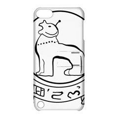 Seal of Indian State of Manipur Apple iPod Touch 5 Hardshell Case with Stand