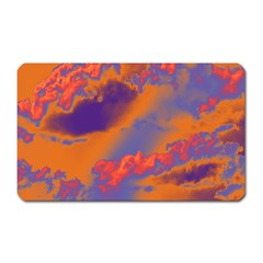 Sky pattern Magnet (Rectangular)