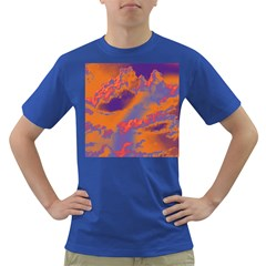 Sky pattern Dark T-Shirt